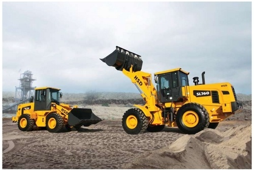 HYUNDAI SL730 WHEEL LOADER SERVICE REPAIR MANUAL