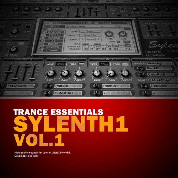 Trance Essentials Sylenth1 Vol. 1