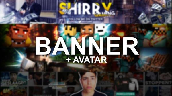 Banner + Avatar