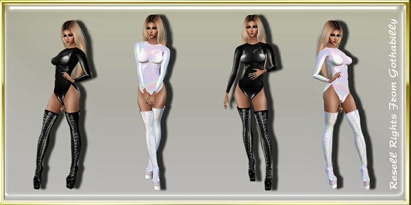 Hologram Outfits Catty Only!!!