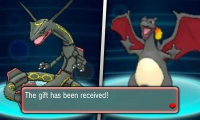 Shiny Legendary/Mythical/Starter Pokemon