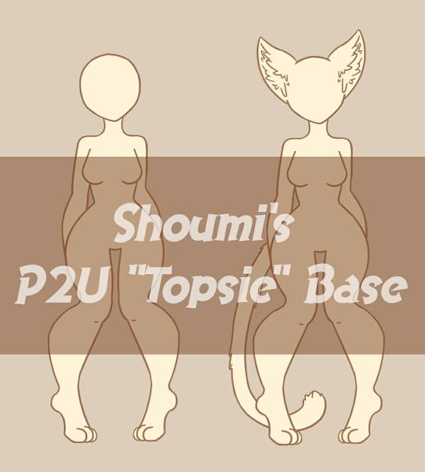 "P2U ""Topsie"" Base"