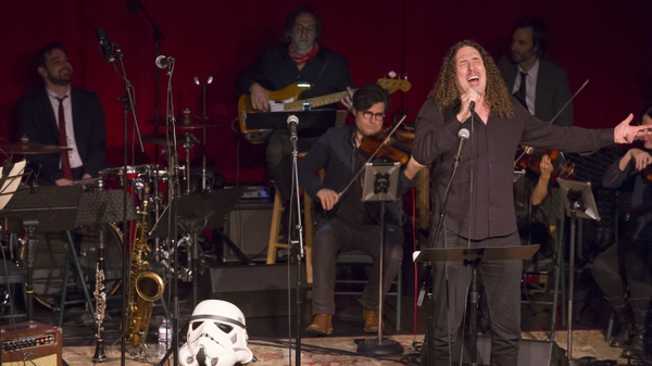 The Saga Begins- Weird Al Yankovic