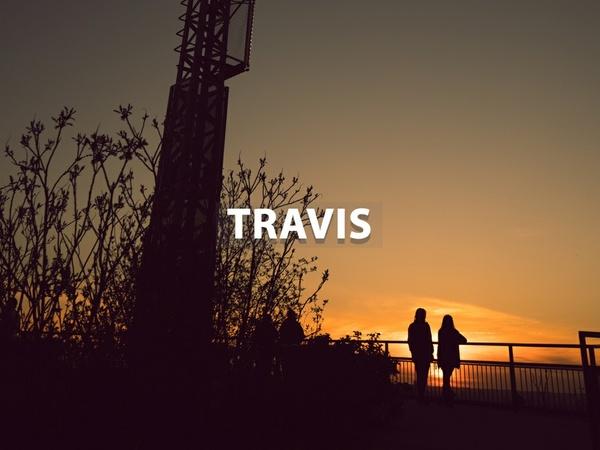"""Travis"" - Lightroom Preset"