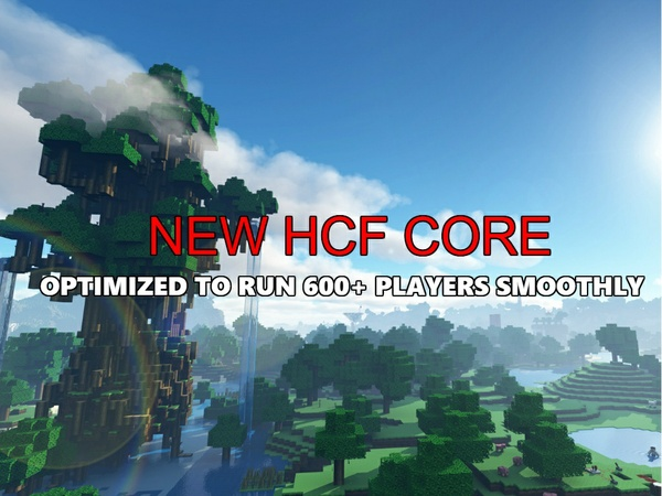 NEW BEST HCF CORE OUT THERE! (25% OFF LIMITED TIME)