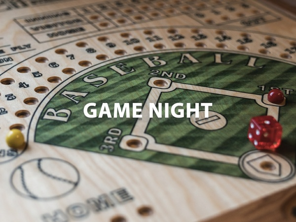 """Game Night"" - Lightroom Preset"