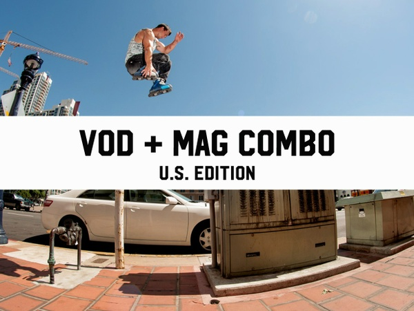 Adam Bazydlo in San Diego: VOD + MAG Combo (U.S. Edition)