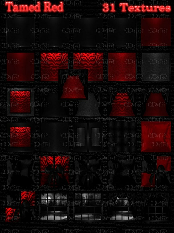 Tamed Red Room Texture