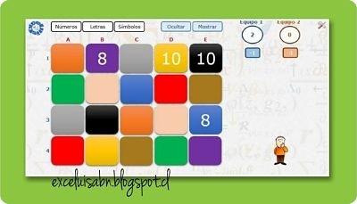 Juego de memoria 1, para Educación infantil, versión 1.0.