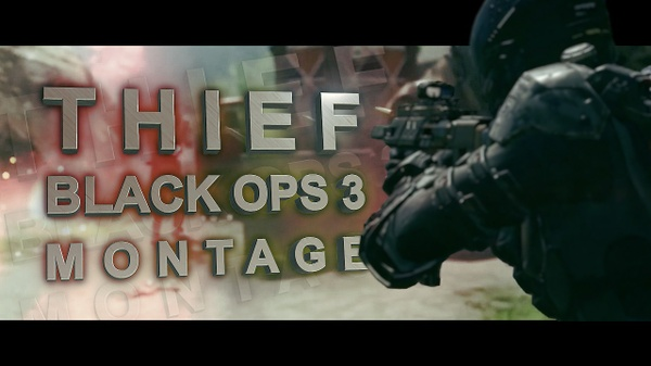 Red Thief - Black Opes 3 Montage (Project file and Clips)