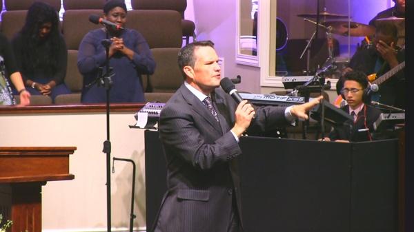 "Rev. Mark Drost 10-09-16am "" Distorted Destiny "" MP3"