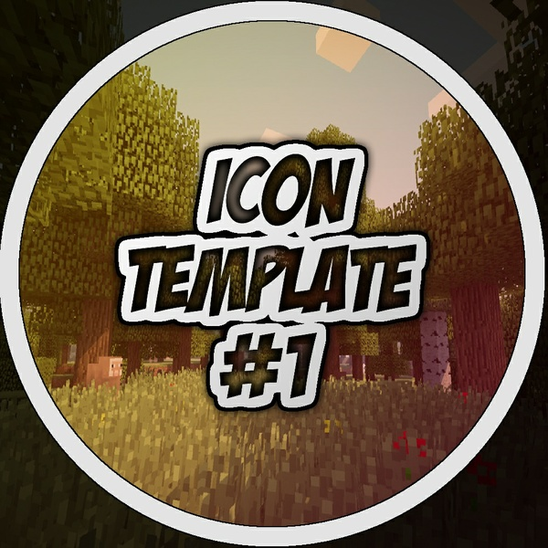 Icon Template #1