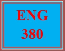 ENG 380 Week 5 Learning Team Applied Linguistics Final Paper and Presentation