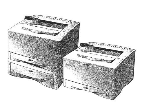 HP LaserJet 5000, 5000 N, 5000 GN, 5000 LE Printers Service Repair Manual