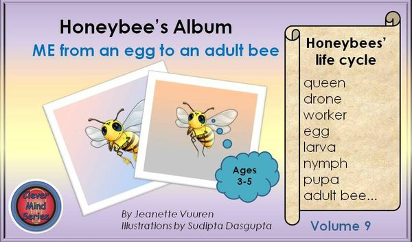 LIFE CYCLE: HONEYBEE'S ALBUM VOLUME 9 JEANETTE VUUREN