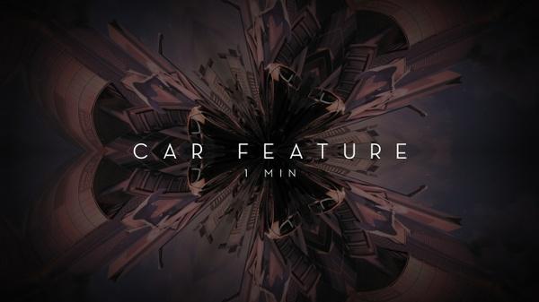 #Car Feature  (1min)