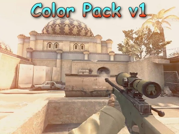 Colors Pack v1 by snak2k