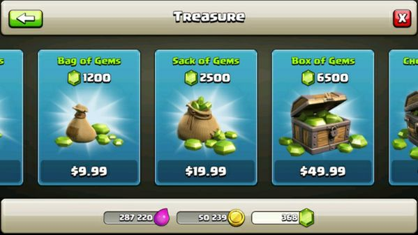 GEMME INFINITE CLASH OF CLANS ONLY APPLE METODO FUNZIONANTE (GARANTITO SENO RIMBORSO)