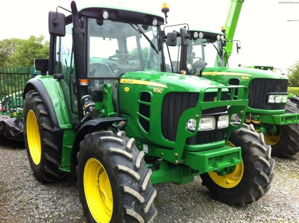 John Deere 6130, 6230, 6330, 6430, 6530, 6534, 6630 Europe Tractors Service Repair Manual TM400519