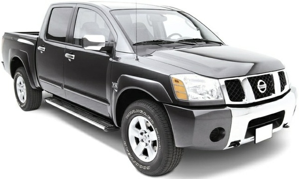 Nissan Titan 2004 Repair Manual