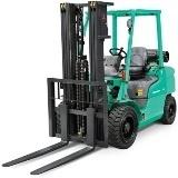Mitsubishi Forklift Truck FG15N, FG18N, FG20CN, FG20N, FG25N, FG30N, FG35N Service Manual