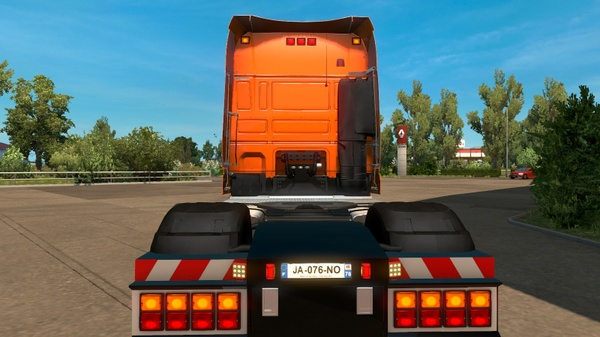 Daf XF Euro6 [THE LEGEND EDITION]