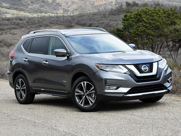 2017 Nissan Rogue Hybrid-T32 OEM Service and Repair Manual