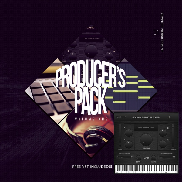 The Producer's Pack with VST Player