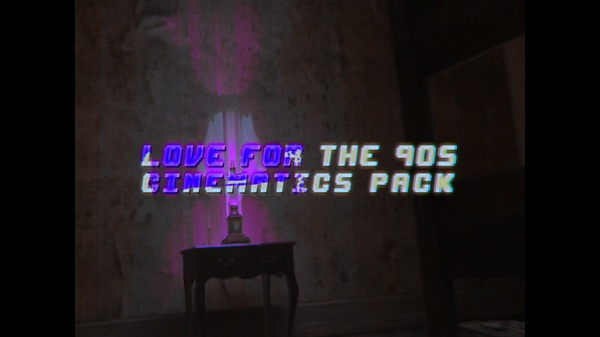"""""""Love For Yhe 90s"""" Cinematic Pack"""