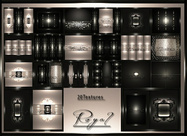 ROYAL FILES 20Textures 256x256jpg.