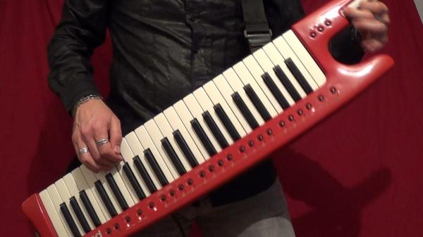 Keytar & Keyboard Licks