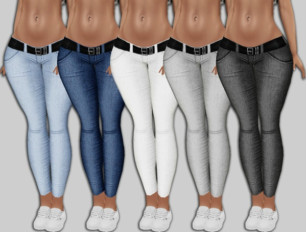 Denim Jeans AP Sizes RLS , RL , RLL , 5 Textures.png