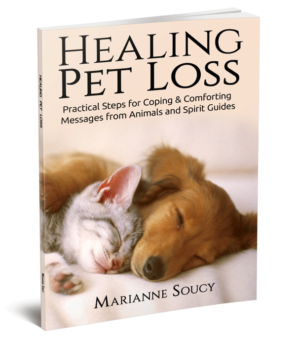 Healing Pet Loss e-book (PDF) 75 pages