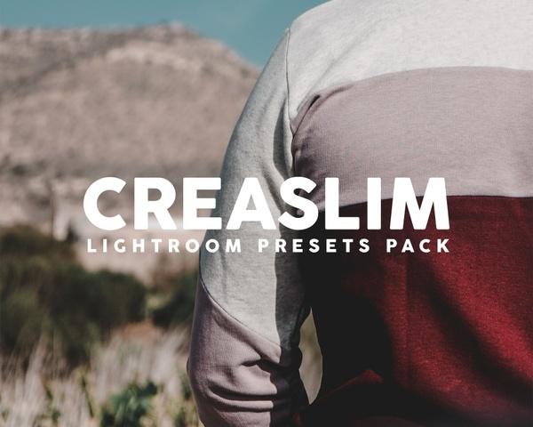 C - LIGHTROOM PRESETS PACK 2018 by. @CREASLIM