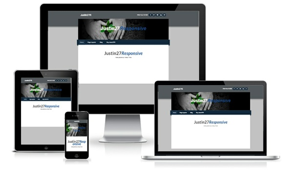 Justin27R Weebly Theme