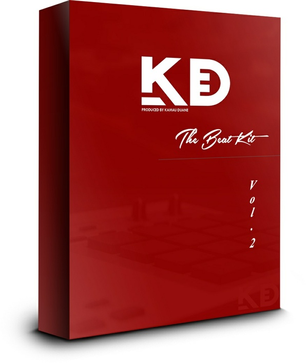 KD Beat Kit Vol. 2