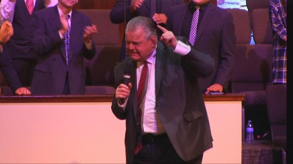 "Rev. David Lee 01-24-16pm "" God Seeketh "" MP4"