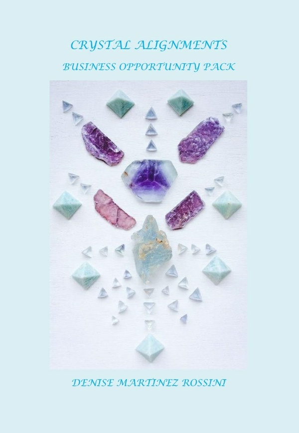 CRYSTAL ALIGNMENT BUSINESS PACK