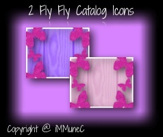 2 Fly Fly Catalog Icons
