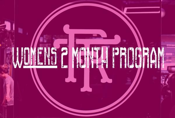 2 Month Online Program - Female