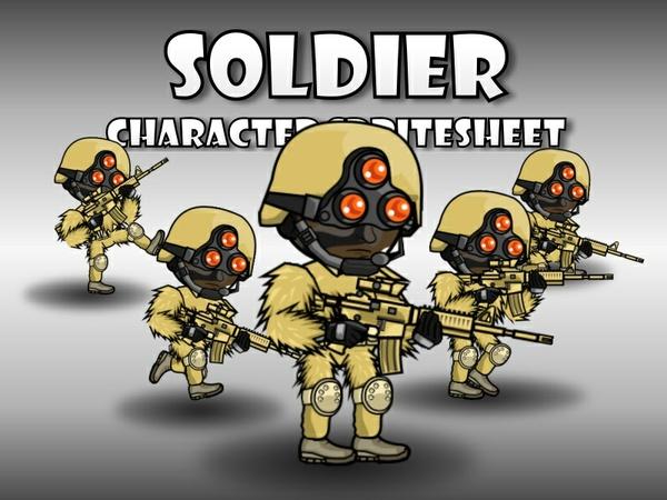Soldier 45 Desert Spotter