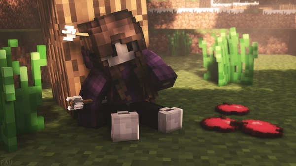 Minecraft -Wallpaper-