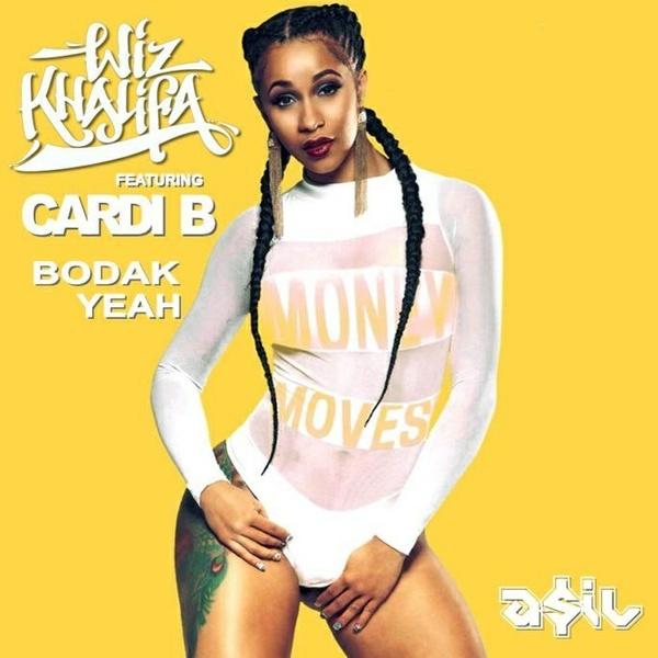 Wiz Khalifa feat. Cardi B - Bodak Yeah (ASIL Mashup)