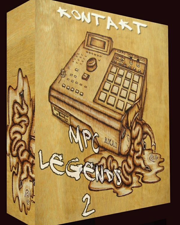 MPC LEGENDS VOL 2