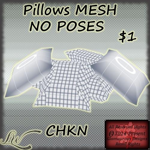Pillows MESH