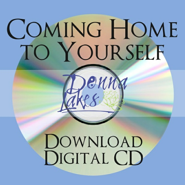 Coming Home To Yourself Digital CD