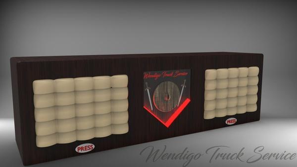 viking chest for trucks