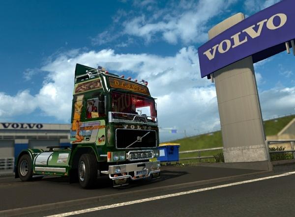 Volvo f10 v1.0