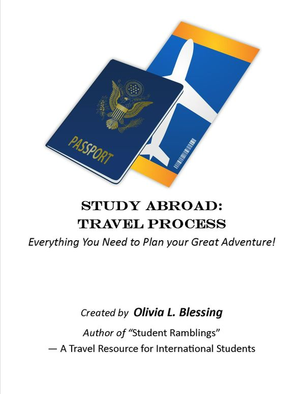 Study Abroad: The Travelling Process