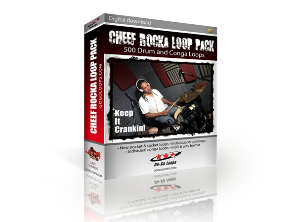 Cheef Rocka Loop Pack